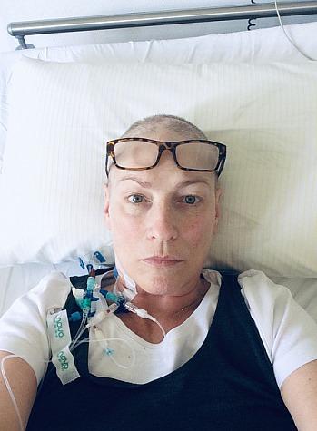 Bea Kallen: Jeder Besuch in der Klinik ist ein nervenaufreibender Akt