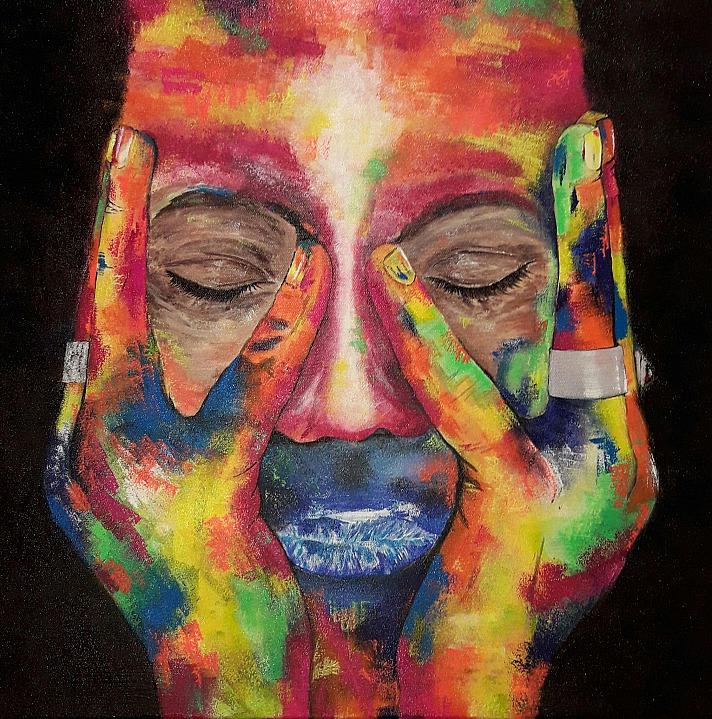 Chris Gust: Ein mit Emotionen überladenes (Selbst-) Bild