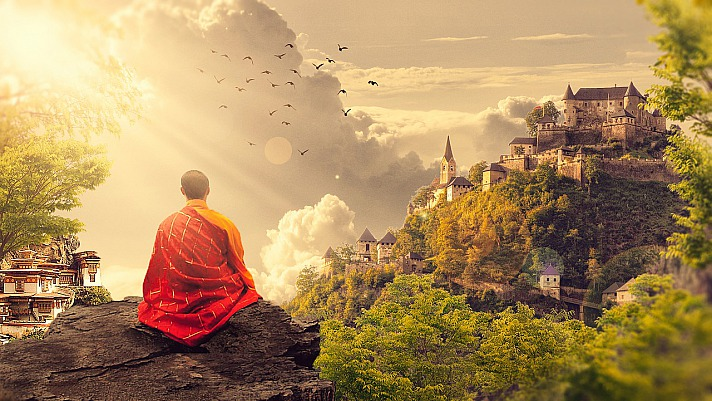 Forschungen zu den Gehirnaktivitäten tibetischer Mönche