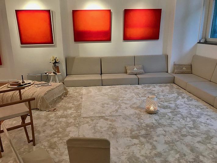 Sabrina Fox: Aber was mache ich nur mit der Galerie?