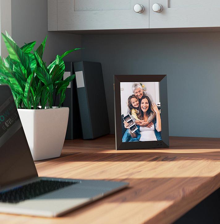 Die neuen Smart Photo Frames: Design, Schönheit und Intelligenz