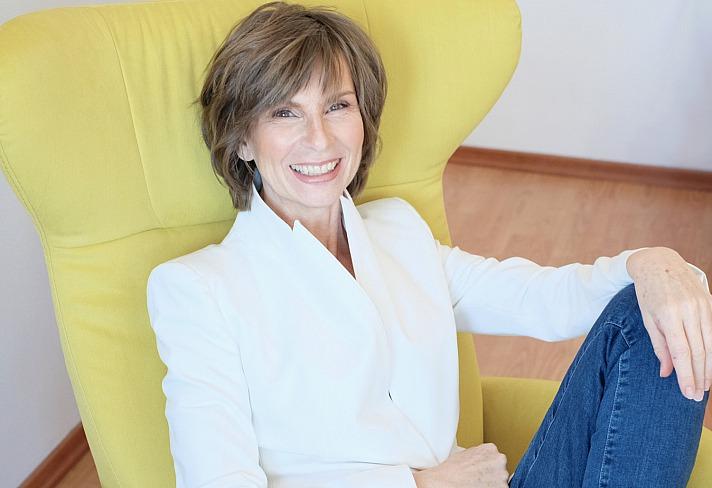 Maria Bachmann im LEBE-LEBE-LACHE-Interview mit Annette Maria Böhm