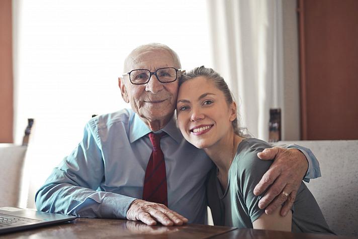 Forschung: Optimisten leben länger