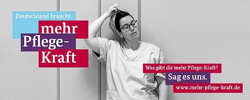 Deutschland braucht mehr Pflege-Kraft