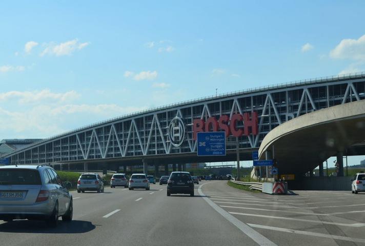 Parkplatz Baden Airport