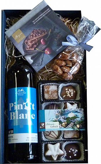Die Geschenkkorbmacher: Gutsle Box - Geschenkbox mit Weihnachtsgebäck