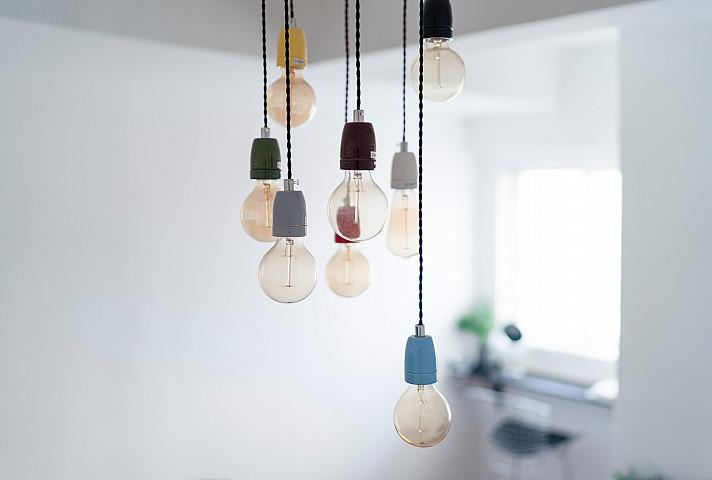 So einfach lassen sich Lampen und Leuchten selber machen