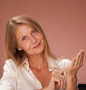 Rita Fasel - Portrait