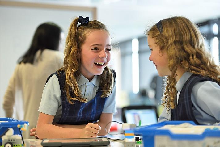 Lachen ist die beste Medizin - auch in der Schule!