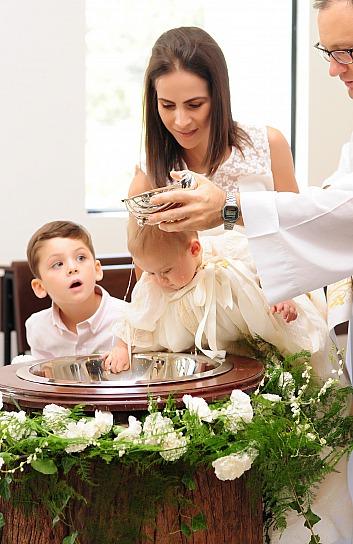 Taufe: Festlicher Start ins Leben