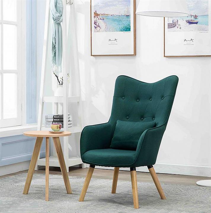 ESTEXO: Der Sessel als privater Rückzugsort