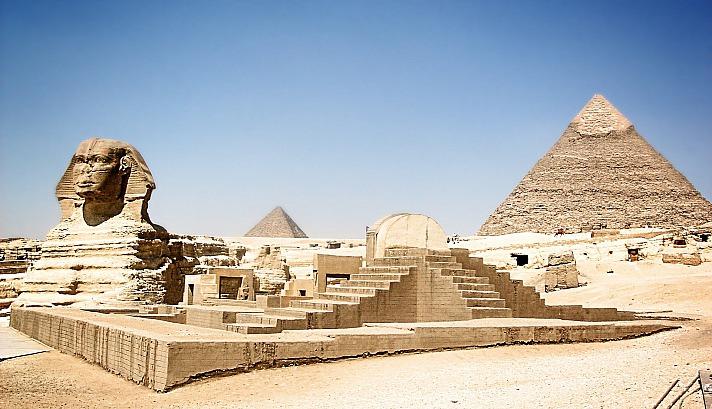 Ägypten das malerische Land der Pharaonen