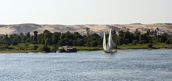 Urlaub in Ägypten - Erholung und Kultur