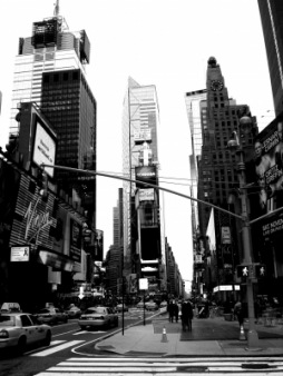 Time Square New York | Architektur » Hochhäuser & Wolkenkratzer | s_franky / pixelio