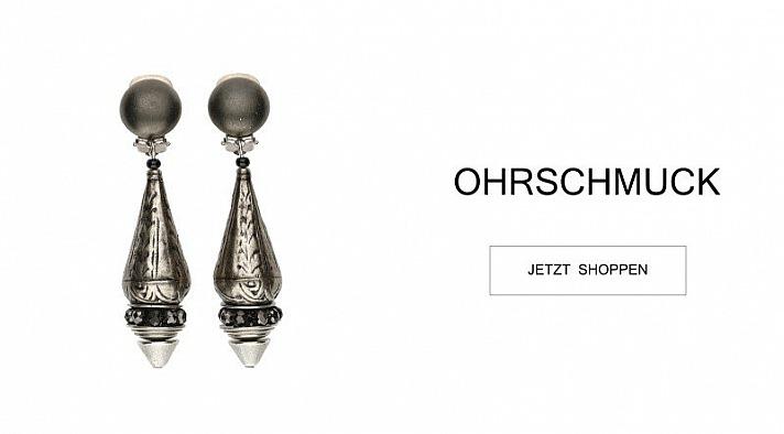 Ob als Ohrclip oder Ohrring, diese Accessoires verleihen Ihrem Outfit das gewisse Etwas