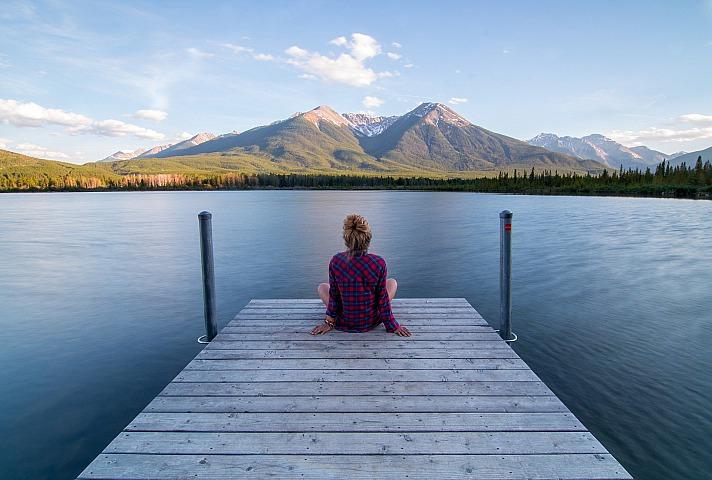 Entspannen und die Seele baumeln lassen - das funktioniert fast überall und mit richtigen