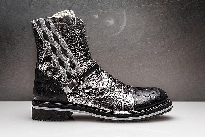 Exclusive Schuhe von Pomp - exklusiv erhältlich in den Pomp®-Stores Norderney, Köln und Sylt sowie im Pomp Online-Shop