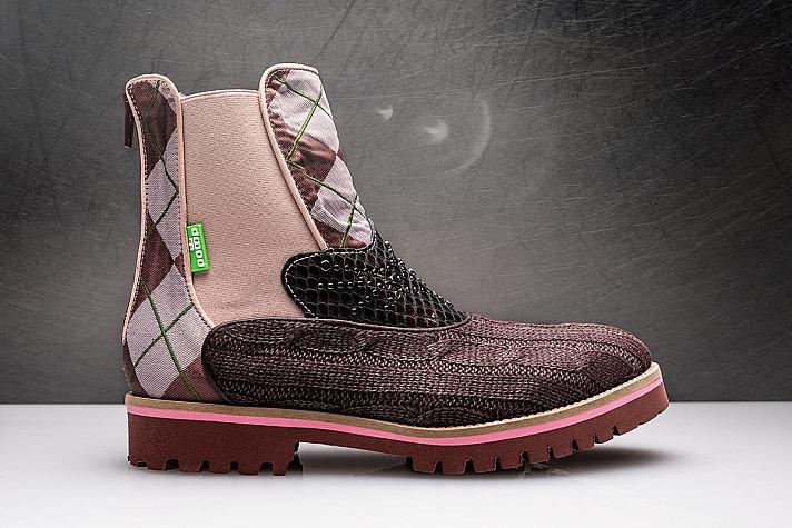 Exclusive Schuhe von Pomp - Ihr individueller Stil zeigt Charakter und hebt sich erfrischend von kurzlebigen Trends und staubigen Konventionen ab
