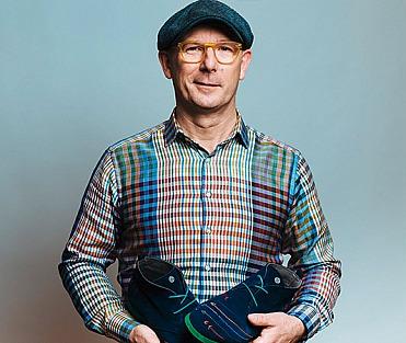 Gary Teriete: Gründer & kreativer Kopf