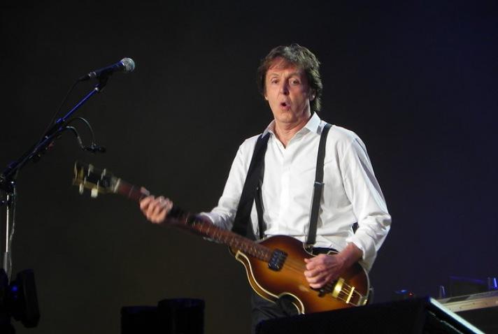 Paul McCartney - Gutscheine für Veranstaltungen als Geschenkidee