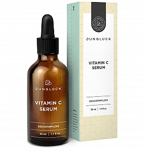 JUNGLÜCK: Vitamin C Serum