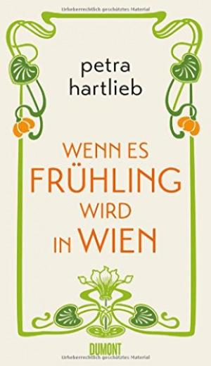 Wenn es Frühling wird in Wien Roman