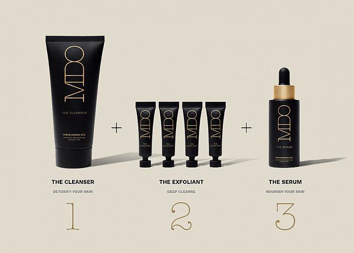 Entdecke die neueste Skincare Innovation aus Beverly Hills mit dem MDO Skin Transforming Kit