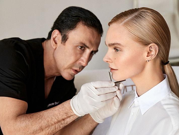 MDO Cosmetics - Das Gesicht hinter der Linie: Dr. med Simon Ourian