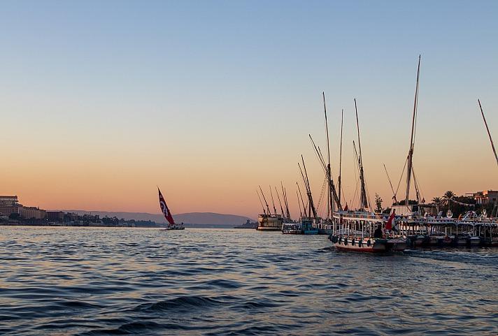 Nilkreuzfahrt: Hilfreiche Tipps zum Ablauf