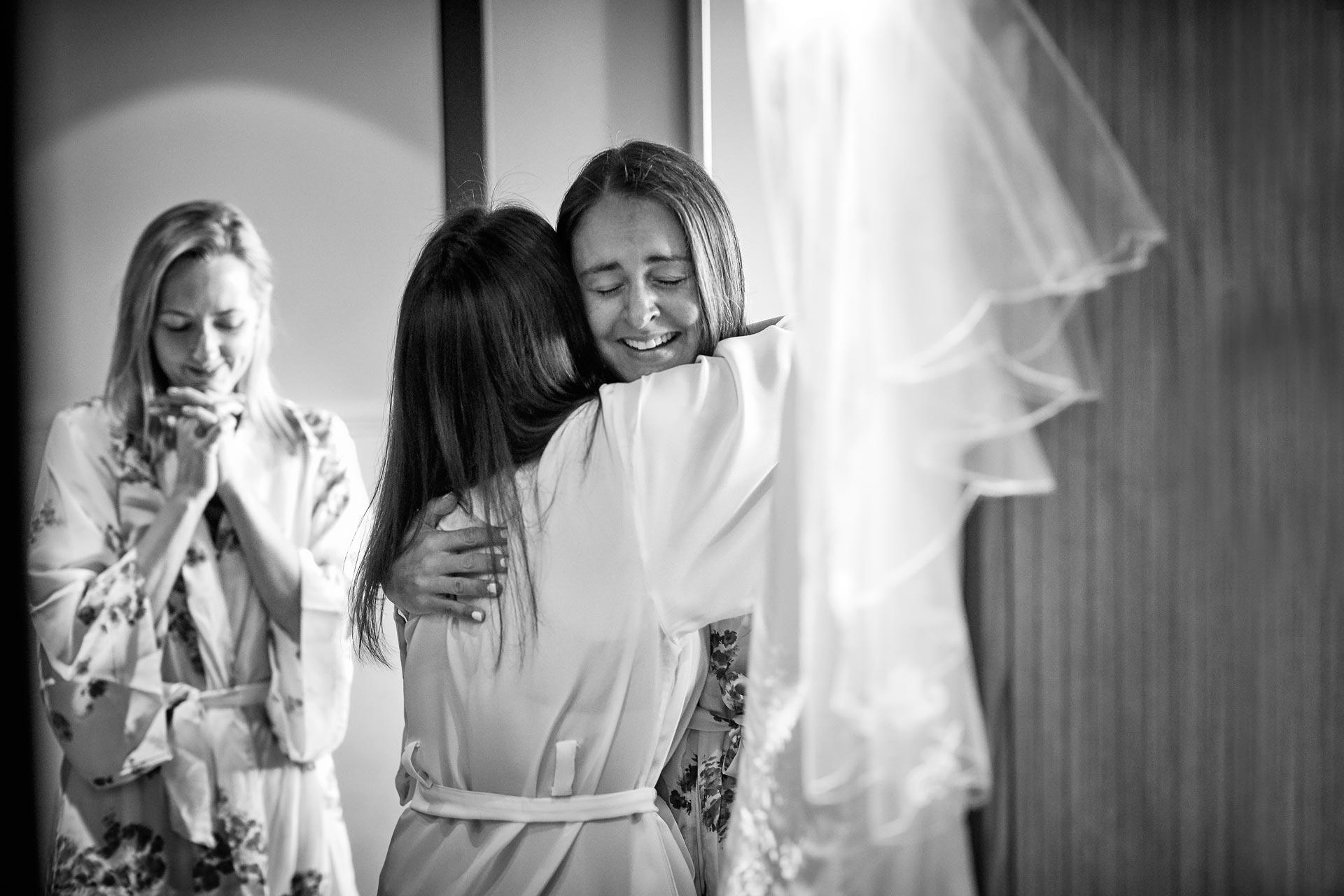Florian Heurich: Der Trend, Braut und Bräutigam bei den Vorbereitungen kurz vor der Trauung zu dokumentieren, stammt aus den USA