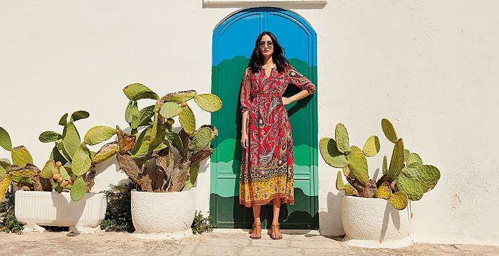 Princess GOES HOLLYWOOD: Tropische Prints geben im Frühling/Sommer 2020 den Ton an