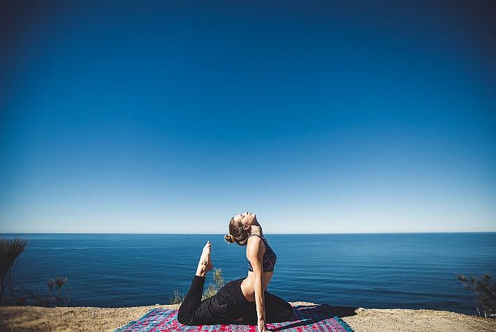 Worte der Weisheit: Yoga ist die Fähigkeit, eingebildeten Wünschen zu entsagen