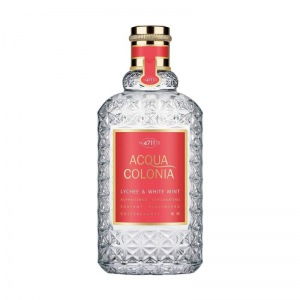 Acqua Colonia 4711 Lychee & White Mint Eau de Cologne 170 ml