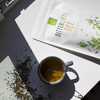 Der BitterLiebe-Tee