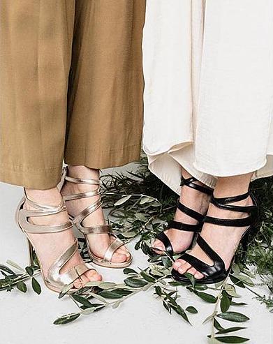 Wir wollen sie alle! 4 Schuh-Trends, die ihr lieben werdet - versprochen