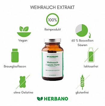 Herbano Weihrauch Kapseln