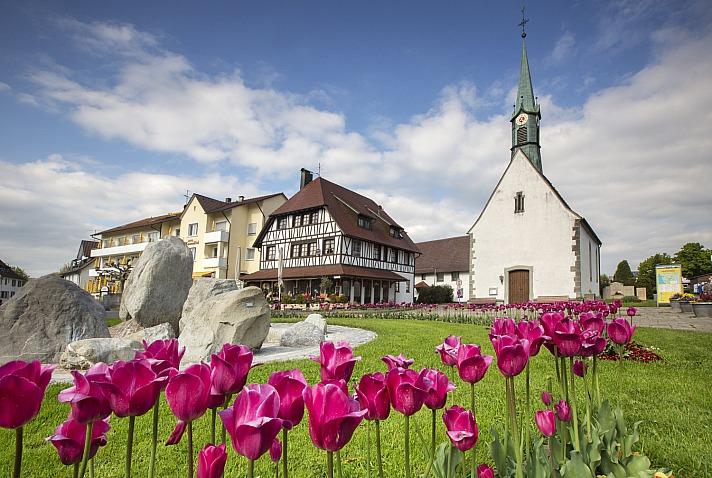 Ortskern Unteruhldingen - Beliebte Ausflugsziele