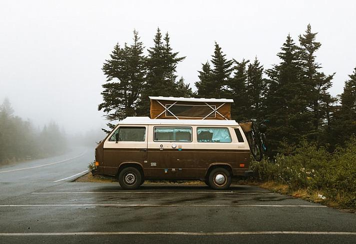 Ich habe meinen Vollzeitjob verlassen, um mit einem Wohnmobil um die Welt zu reisen. Hier sind die Dinge, die mich am meisten überrascht haben