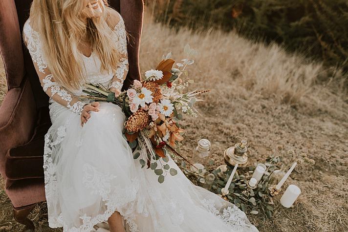 Atemberaubende Inspirationen für eine Outdoor Hochzeit