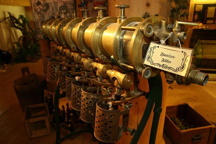 Destillerie Brauerei Ettal: Brauereimuseum
