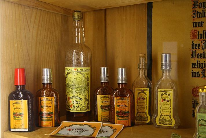 Destillerie Brauerei Ettal: Destillerieführung
