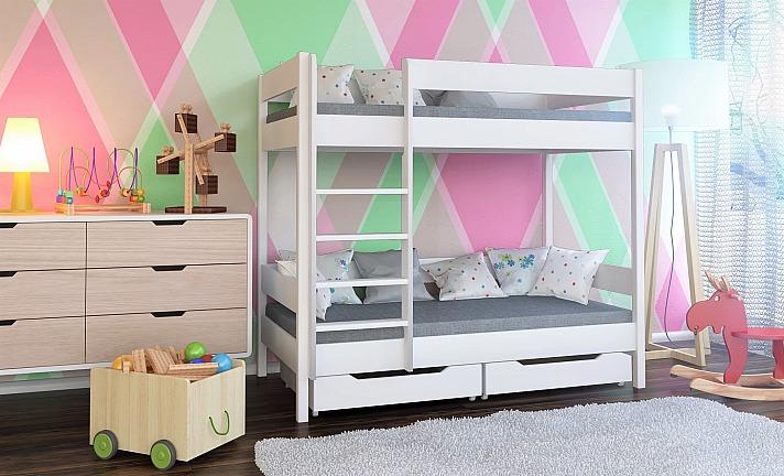 Wie wählt man ein Etagenbett für Kinder aus?