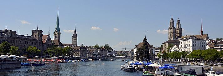 Zürich - Schweiz ist die Fitnessmetropole