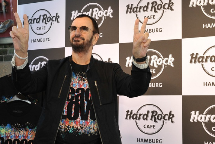 Ringo Starr: Zum 80. Geburtstag gibt es eine Livestream-Benefit-Show