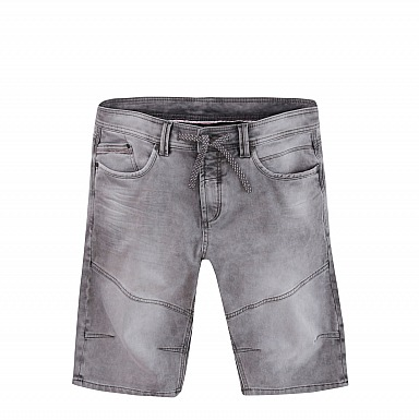 Jeans Fritz: Jeans-Shorts im Worker-Style