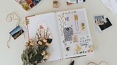 Fotoalbum kreativ selbst gestalten - ein echtes Happening