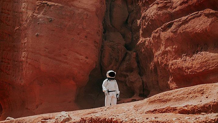 Dafür ist Mars zuständig
