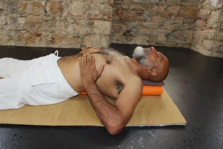 Jaiveer Singh: Der mittlere Atemraum