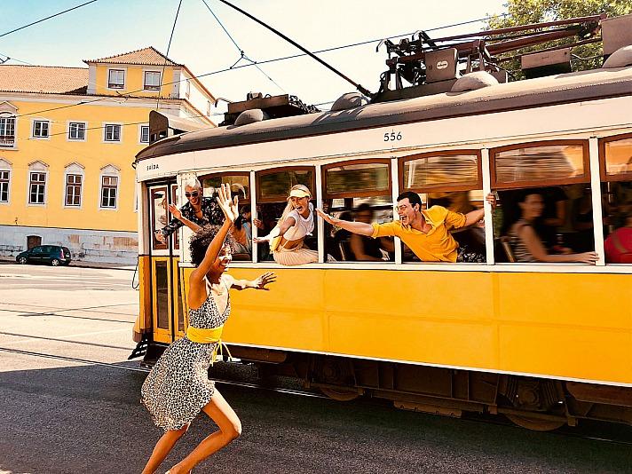 4711 - Der sommerliche Zitronenduft erinnert uns bei LEBE-LIEBE-LACHE an einen Stadtausflug mit Freunden