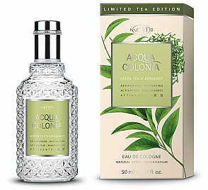 Green Tea & Bergamot 4711